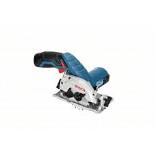 Аккумуляторная циркулярная пила Bosch GKS 10,8 V-LI (06016A1000)