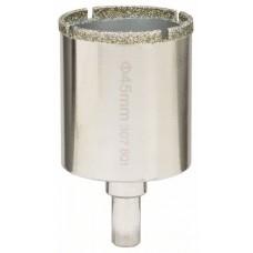 Алмазная коронка 45 мм Bosch 2609256C88