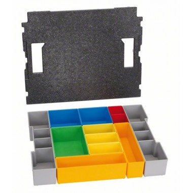 Вставка L-BOXX 102, 12 вкладок Bosch (1600A001RZ)