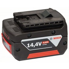 Аккумулятор 14,4 В Heavy Duty (HD), 4,0 Ah, Li-Ion, GBA M-C Bosch 2607336814