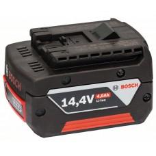 Аккумулятор 14,4 В Heavy Duty (HD), 4,0 Ah, Li-Ion, GBA M-C Bosch 2607336814