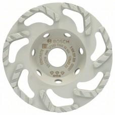 Алмазный чашечный шлифкруг Best for Concrete 125x22,23x4,5 мм Bosch 2608201229
