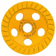 Алмазный чашечный шлифкруг Best for Universal Turbo 125x22,23x5 мм Bosch 2608201231