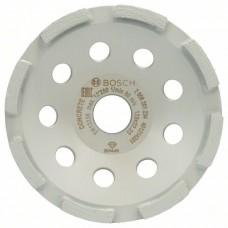 Алмазный чашечный шлифкруг Standard for Concrete 125x22,23x5 мм Bosch 2608201234