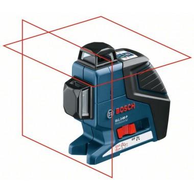 Линейный лазерный нивелир Bosch GLL 2-80 P (0601063208)