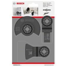 Набор по керамической плитке из 3 шт. Bosch 2608662342