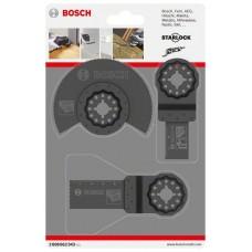 Универсальный набор из 3 шт. Bosch 2608662343