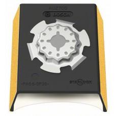 Шлифколодка для профильной обработки Starlock AUZ70G 70 мм Bosch 2608662346