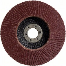 Лепестковый шлифкруг X431 Standard for Metal 125x22,23 мм, 60 Bosch 2608601275