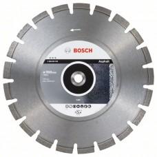 Алмазный диск Best for Asphalt 350x20,00x3,2x12 мм Bosch 2608603785