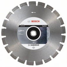 Алмазный диск Best for Asphalt 350x25,40x3,2x12 мм Bosch 2608603828
