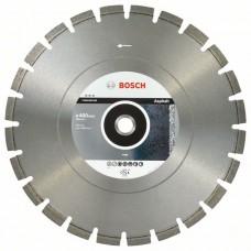Алмазный диск Best for Asphalt 400x25,40x3,2x12 мм Bosch 2608603829