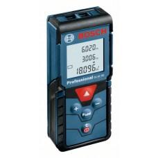 Лазерный дальномер Bosch GLM40 (0601072900)
