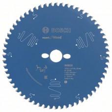 Пильный диск Expert for Wood 260x30x2,4 мм, 60 Bosch 2608644082