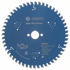 Пильный диск Expert for Aluminium 165x20x2,6 мм, 52 Bosch 2608644095