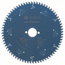 Пильный диск Expert for Aluminium 210x30x2,8 мм, 72 Bosch 2608644105