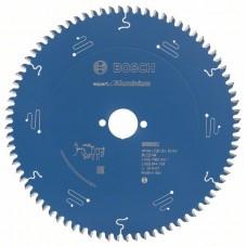 Пильный диск Expert for Aluminium 240x30x2,8 мм, 80 Bosch 2608644108