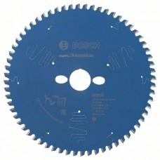 Пильный диск Expert for Aluminium 216x30x2,6 мм, 64 Bosch 2608644110