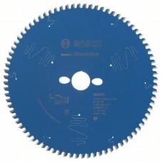 Пильный диск Expert for Aluminium 250x30x2,8 мм, 80 Bosch 2608644111