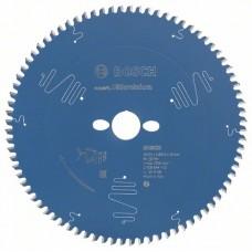 Пильный диск Expert for Aluminium 254x30x2,8 мм, 80 Bosch 2608644112