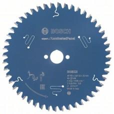 Пильный диск Expert for Laminated Panel 165x20x2,6 мм, 48 Bosch 2608644128
