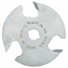 Плоская пазовая фреза 8 мм, D1 50,8 мм, L 2 мм, G 8 мм Bosch 2608629386