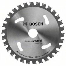 Пильный диск Standard for Steel 136x20x1.6 мм; 30 Bosch 2608644225