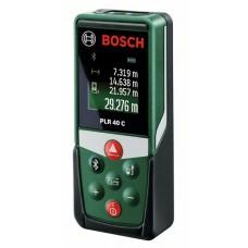 Лазерный дальномер Bosch PLR40C (0603672300)