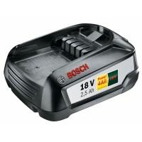 Аккумулятор Bosch PBA 18В 2,5Ач Li-Ion W-B (1600A005B0)
