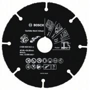 Твердосплавный отрезной круг Multi Wheel 125 мм; 1 мм; 22,23 мм Bosch 2608623013