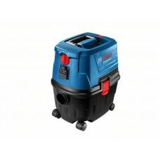 Пылесос для влажного и сухого мусора Bosch GAS 15 PS (06019E5100)