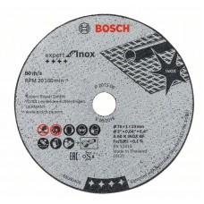 Отрезной круг Expert for Inox A 60 R INOX BF 76x10x1 мм Bosch 2608601520
