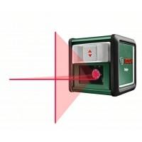 Лазерный уровень с перекрестными лучами Bosch Quigo III (0603663521)