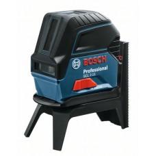 Линейный лазерный нивелир Bosch GCL 2-15 (0601066E02)
