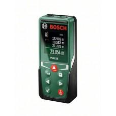 Лазерный дальномер Bosch PLR25 (0603672521)