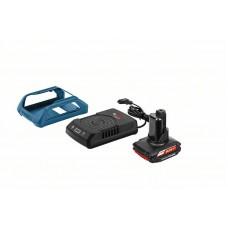 Комплект: аккумулятор GBA 10,8В/2,5Ач OW-B + зарядное устройство GAL 1830 W Bosch (1600A00J0F)